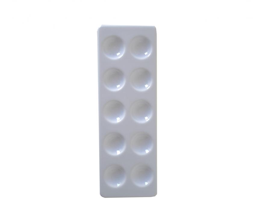 Paleta de plástico
