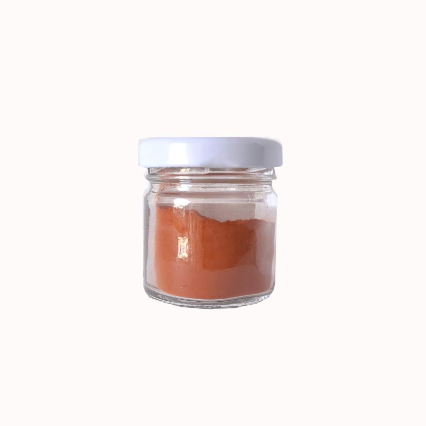 Pigmento natural rojo ercolano pequeño