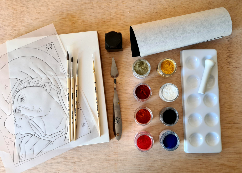 Pack para pintar iconos